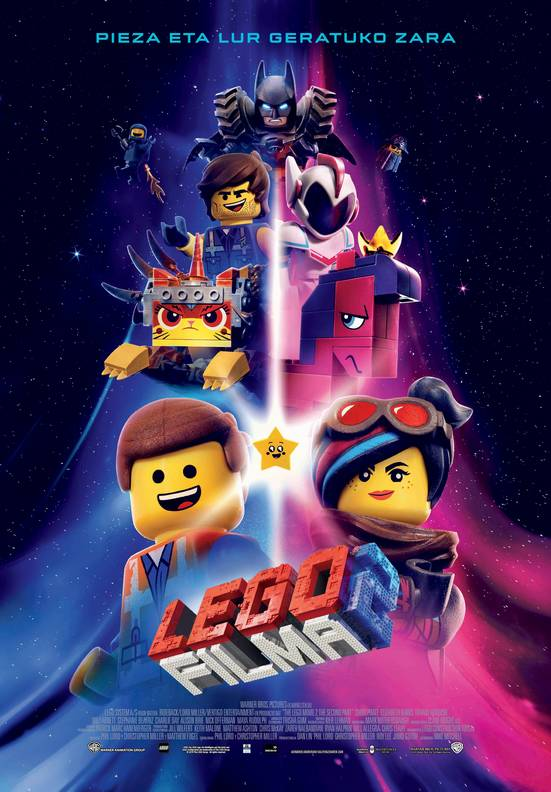 La LEGO película 2 (The LEGO Movie 2 )