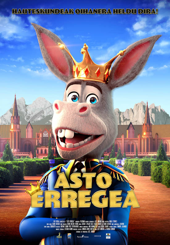 (The Donkey King )